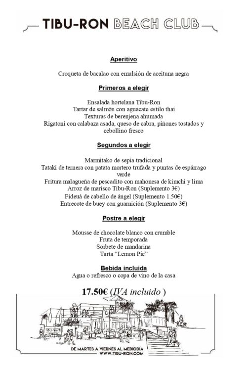 menu diario beach club_ 3 - 6 Marzo 2020_page-0002